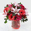 The FTD® Garden Park™ Bouquet by Better Homes and Garden® - VASE INCLUDED