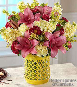 Le bouquet Arboretum™ de par Better Homes and Gardens® - VASE INCLUS