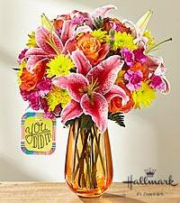 Le bouquet FTD® You Did It!™ par Hallmark - VASE INCLUS