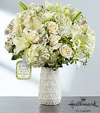 Loved, Honored and Remembered™ Bouquet by Hallmarkk - VASE INCLUDED