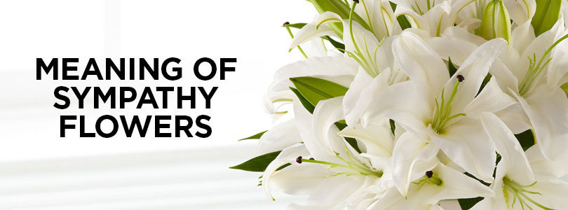 What kind of flowers for funeral meaning of sympathy ftd losing a loved one is difficult and when you wish to share your sympathy sending flowers is a meaningful gesture that can provide comfort to those who are mightylinksfo