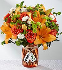 Le bouquet Dream Big™ – VASE INCLUS