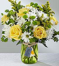 Le bouquet Hello Sun™ de FTD®