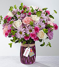 Bouquet Because You're Special™ de FTD® – VASE INCLUS
