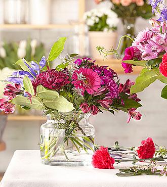 Regal Jewel – Bouquet original du fleuriste