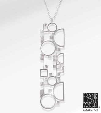 Frank Lloyd Wright® Coonley Playhouse Pendant
