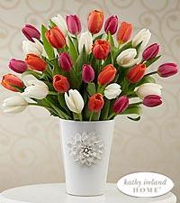 Le bouquet Pacific Trends™ de FTD® pour Kathy Ireland Home