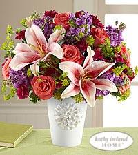 Le bouquet California Chic™ de FTD® pour Kathy Ireland Home