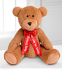 "Personal Creations® Personalized Giant 27"" Teddy Bear"