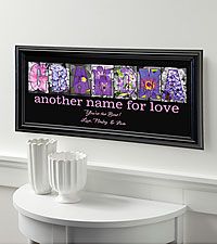 Personal Creations® Personalized Another Name for Love Print - Grandma
