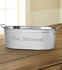 Personal Creations® Personalized Beverage Tub