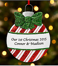 Personal Creations® Glitter Ornament
