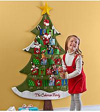 Personal Creations® Winterwonderland Advent Calendar