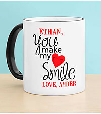 Personal Creations® Whole Heart Mug