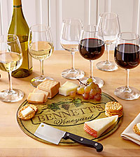 Personal Creations® 8pc Vineyard Wine Service Set