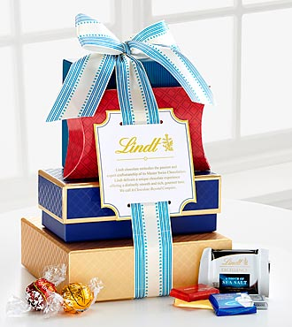 Lindt Innovations Gift Tower - Better
