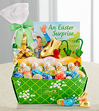 Lindt Delights Easter Basket