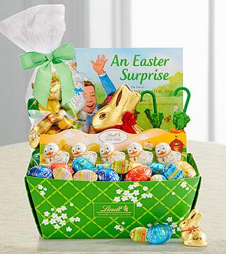 Lindt Delights Easter Basket