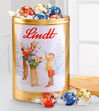 Lindt Lindor Nostalgic Tin