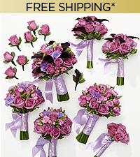 Lovely Lavender Wedding Package