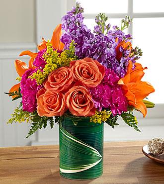 Le bouquet Sunset Sweetness™ de FTD®
