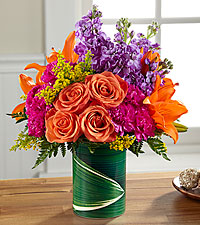 Le bouquet Sunset Sweetness™ de FTD®