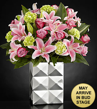 Shine On Luxury Bouquet - VASE INCLUDED