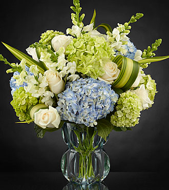 Le bouquet Superior Sights™ Luxury de FTD®  - VASE INCLUS