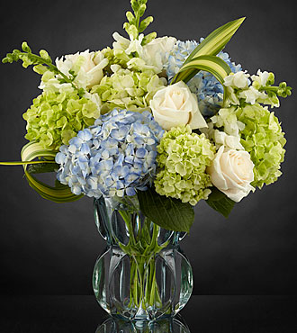 The FTD® Superior Sights™ Luxury Bouquet - VASE INCLUDED