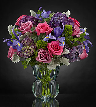 Lavender Luxe™ Luxury Bouquet - VASE INCLUDED