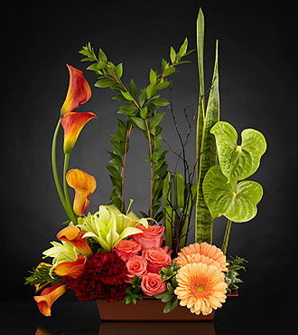 The FTD® Hopeful Promises™ Luxury Bouquet