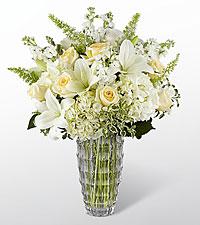 Le bouquet de luxe Hope Heals™  - VASE INCLUS