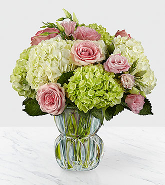 The FTD® Always Smile™ Luxury Bouquet - VASE INCLUDED