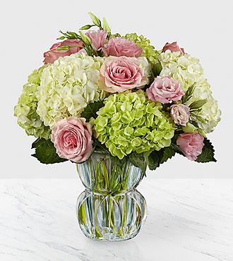 Le bouquet Always Smile™ de luxe de FTD® - VASE INCLUS