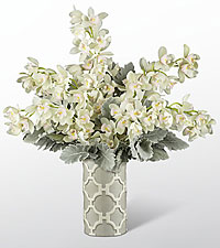 Le bouquet de luxe Morning Memories™ de FTD® - VASE INCLUS