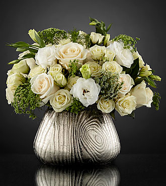 Garden Glamour Luxury Bouquet - VASE INCLUDED