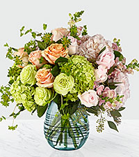 Le bouquet de luxe Irreplaceable™ – VASE INCLUS