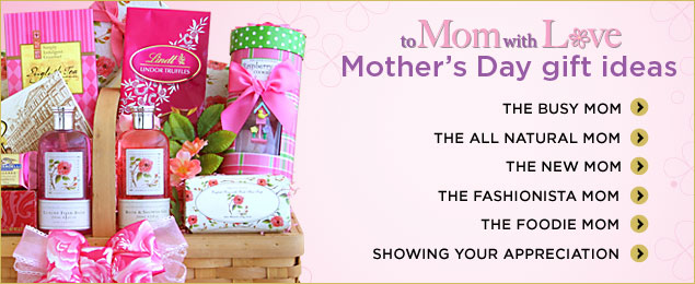 Gift Ideas for Mom, Mother's Day Ideas and Presents from FTD