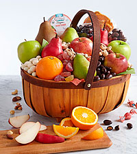 Organic Favorites Fruit Basket