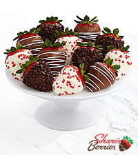 Valentine's Strawberries