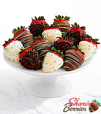 Gourmet Dipped Easter Strawberries