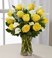 Spread the Sunshine Bouquet - VASE INCLUDED