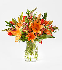 Tangerine Dream Bouquet