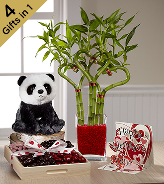 Be Still My Heart Valentine Bamboo - Ultimate Gift