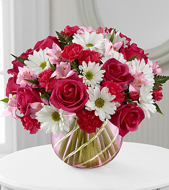 Bouquet Perfect Blooms™ - VASE INCLUS