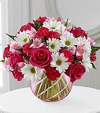 Bouquet Perfect Blooms™ - VASE INCLUS
