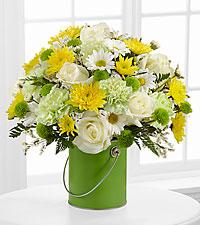 Le bouquet Color Your Day With Joy™ - VASE INCLUS