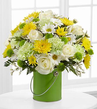 Le bouquet Color Your Day With Joy™ par FTD® - VASE INCLUS