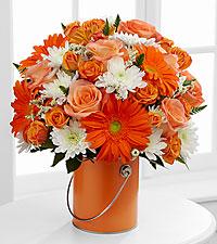 Le bouquet Color Your Day With Laughter™ - VASE INCLUS