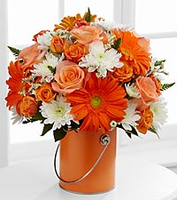 Le bouquet Color Your Day With Laughter™ par FTD®